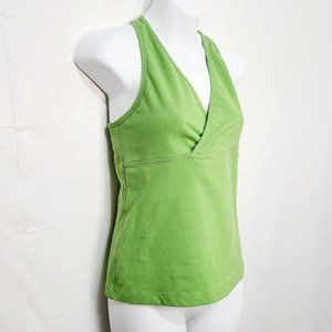 Lululemon Deep V Athletic Tank - Green